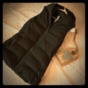Brand new lululemon down vest